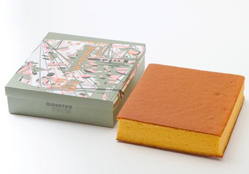 紙箱入カステイラ